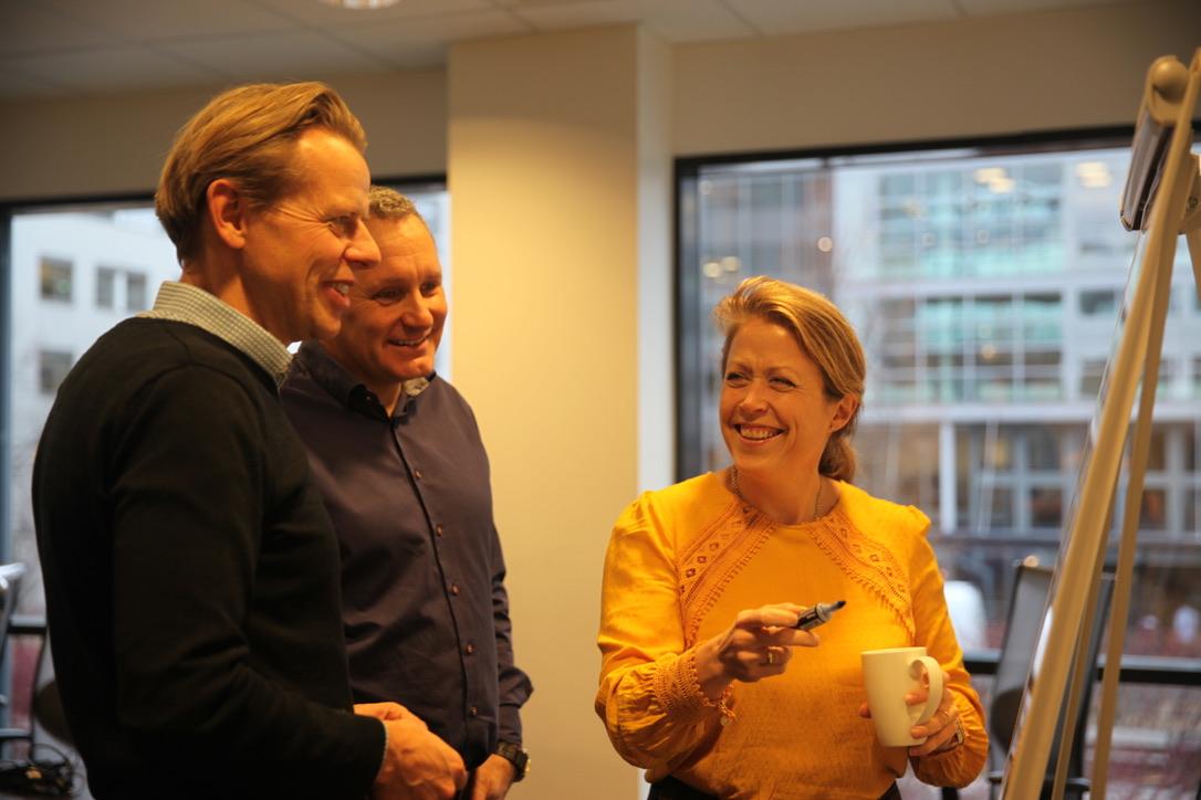 Vi setter sammen gode konsulentteam for gjennomføring av større oppdrag. Kalstad, Taskén og Sørdal.